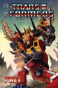 The Transformers Best of UK Prey