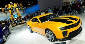 Transformers Bumblebee Chevrolet Camaro
