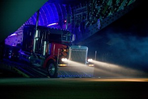 Optimus Prime in Transformers 2
