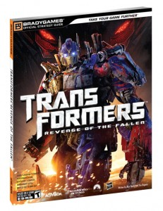 Brady Games Transformers: Revenge of the Fallen Official Strategy Guide