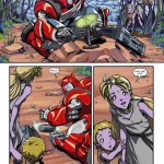 The Transformers Spotlight: Cliffjumper Page 2