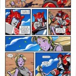 The Transformers Spotlight: Cliffjumper Page 4
