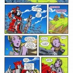 The Transformers Spotlight: Cliffjumper Page 5