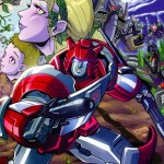 The Transformers Spotlight: Cliffjumper Cover A