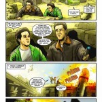 Transformers: Revenge of the Fallen: Movie Adaptation #4 Page 2