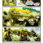 Transformers: Revenge of the Fallen: Movie Adaptation #4 Page 3
