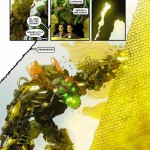 Transformers: Revenge of the Fallen: Movie Adaptation #4 Page 5