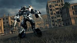Transformers ROTF - Sideswipe