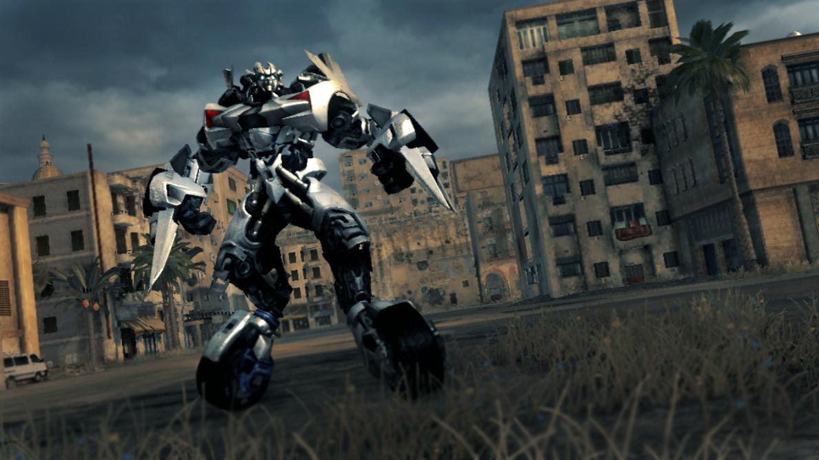 Transformers ROTF - Sideswipe | Transformers
