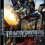Transformers: Revenge of the Fallen 2 Disc DVD Cover