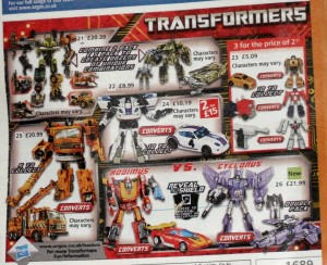 Transformers Reveal The Shield