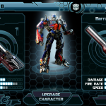 Transformers Dark of the Moon from EA
