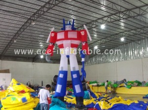 Inflatable-Transformer-Dancer