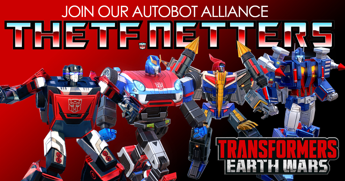 Join our Autobot Alliance on Transformers Earth Wars